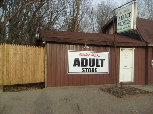 Adult novelty store missouri