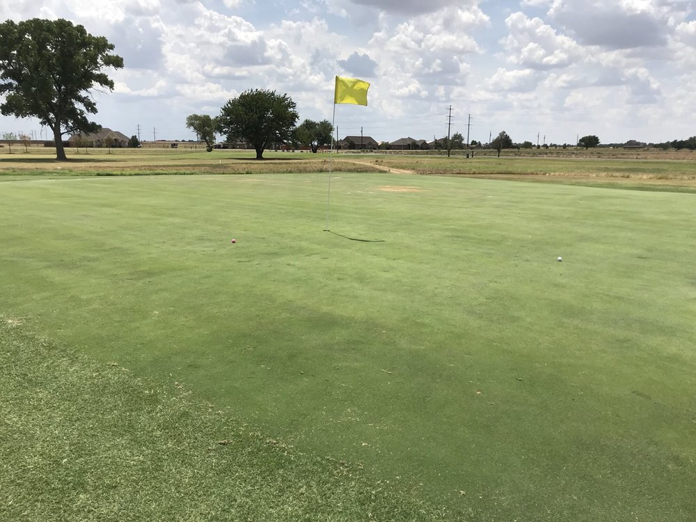 River Creek Park Golf Course Harding: 316 Fm 1177, Wichita Falls, TX