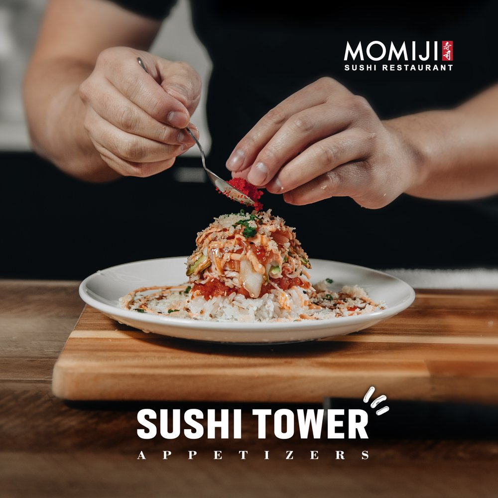 Momiji Sushi & Bar Restaurant: 183 W Main St, Monmouth, OR