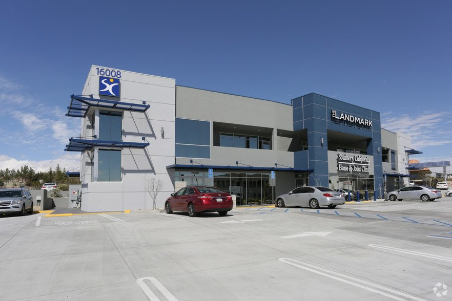Southern California Bone and Joint Clinic: 16008 Kamana Rd, Apple Valley, CA