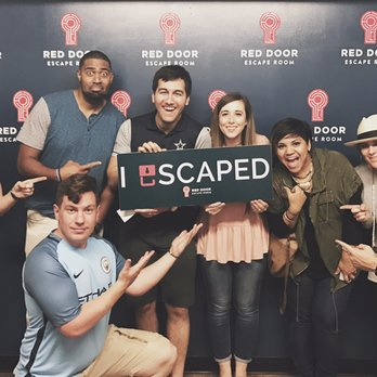 Red Door Escape Room Commerce Street Southlake Tx Small
