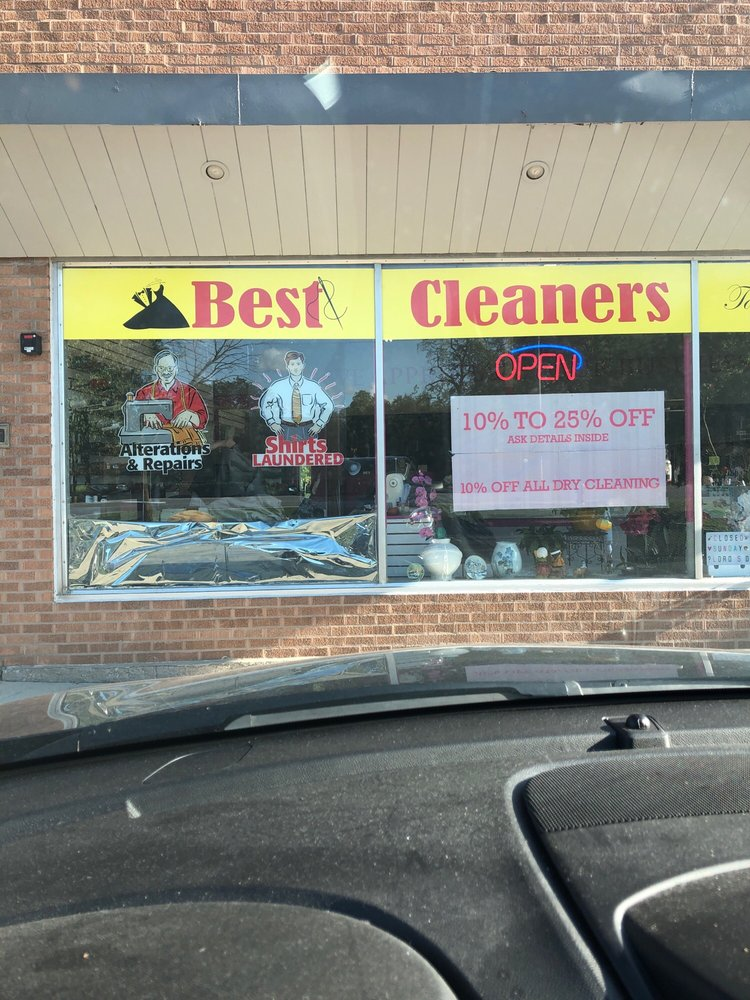 Best Cleaners: 2429 183rd St, Homewood, IL