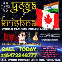 Indian Vedic Astrologer Yoga Krishna - 2019 All You Need to Know