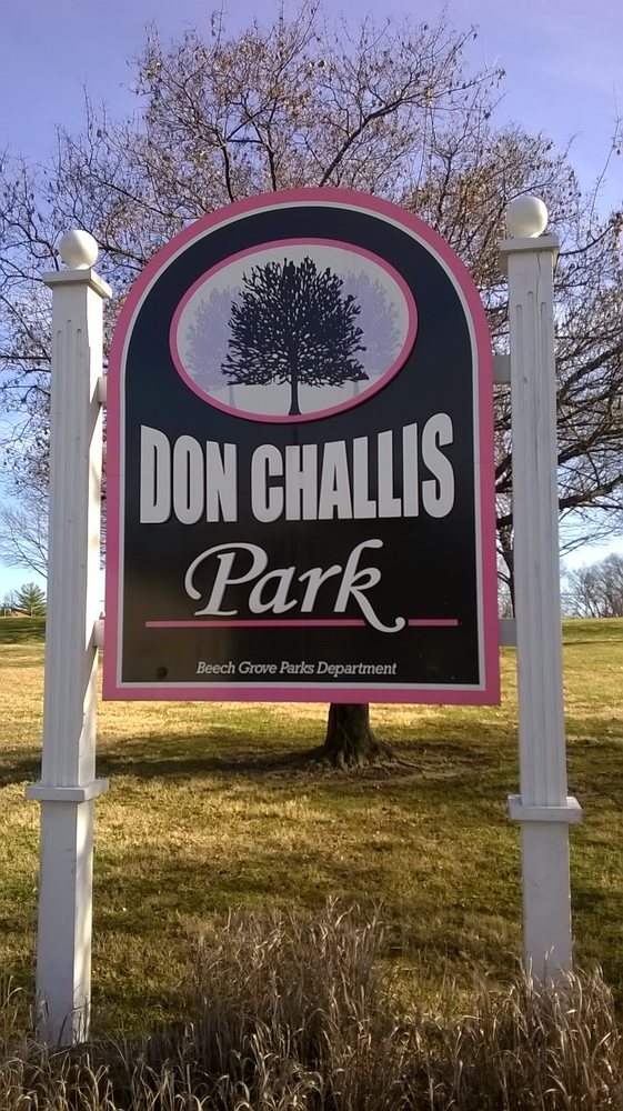 Don Challis Park: 1100 S 9th Ave, Beech Grove, IN