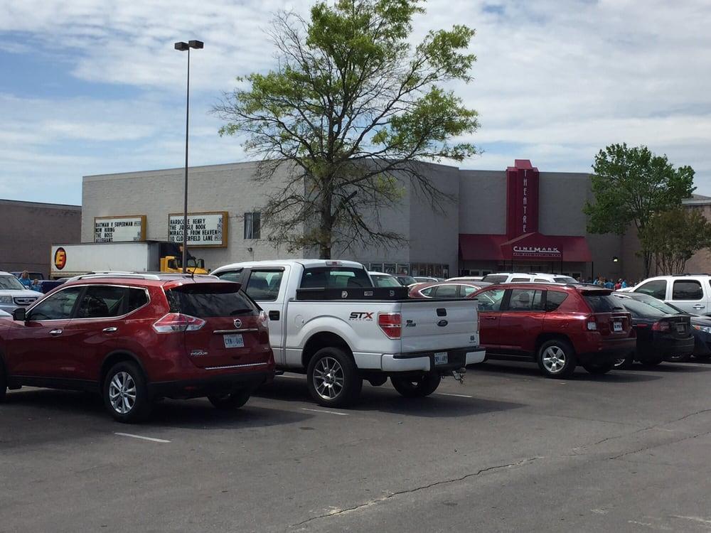 Cinemark Theater - Cinema - Barnes Crossing Mall, Tupelo ...