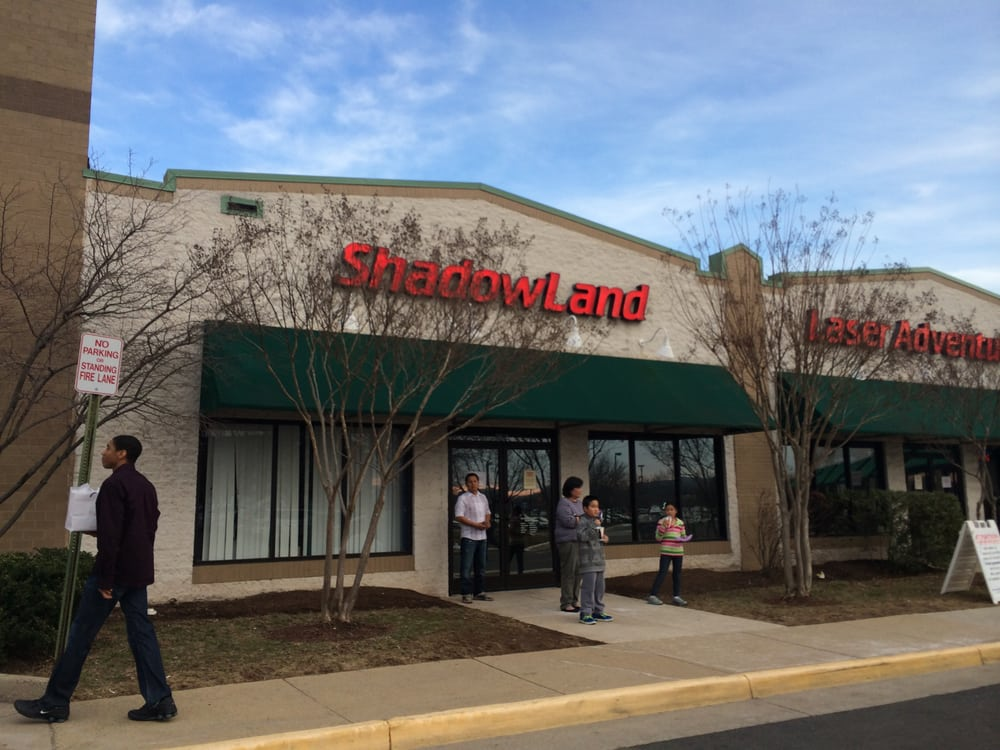 Shadowland Laser Adventures: 4300 Chantlly Shopping Ctr, Chantilly, VA