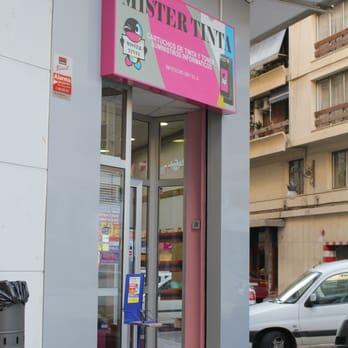 Mister tinta cerrado material de oficina carrer de for Material oficina valencia