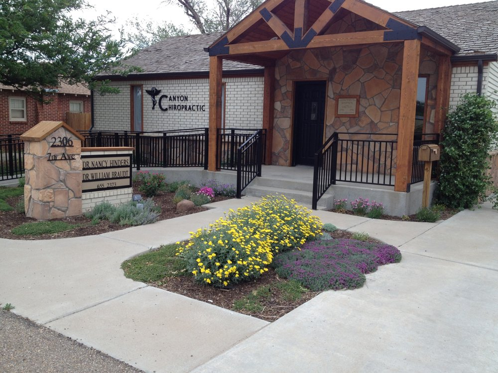 Canyon Chiropractic: 2306 7th Ave, Canyon, TX