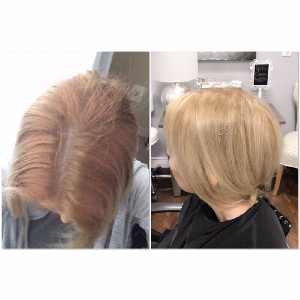 Corrective Color. Blonde Highlights. Base. Collagen Treatment @ Beauty  Studio By Veronica Perez, Best Hair Salon In Palm Beach Gardens!   Yelp