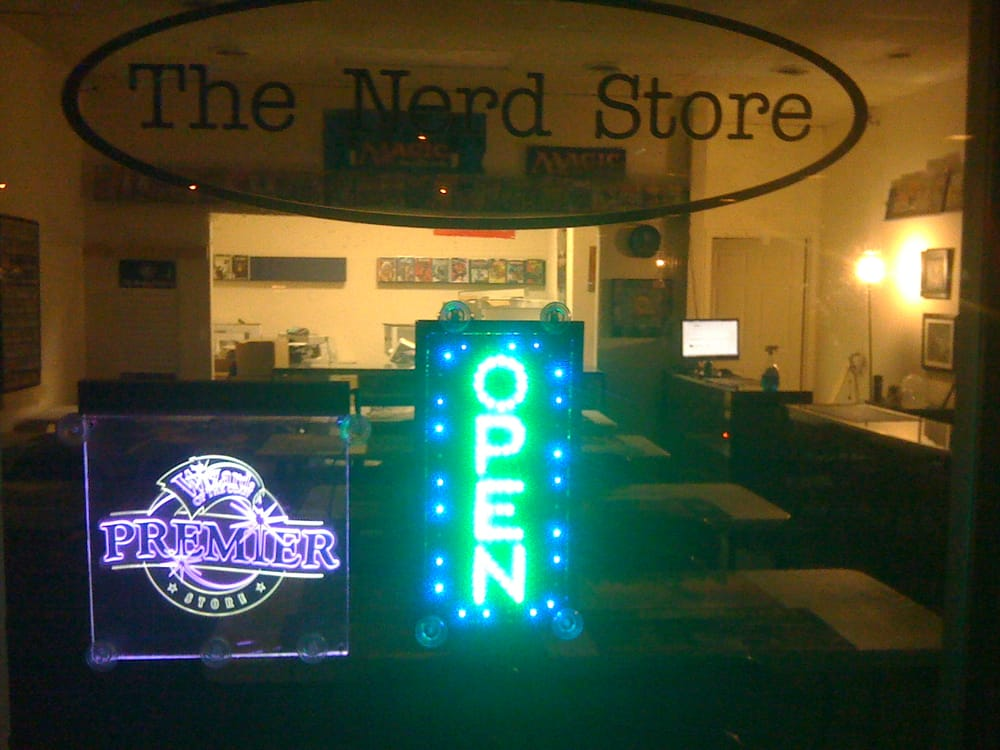 The Nerd Store: 1902 East Meadowmere, Springfield, MO