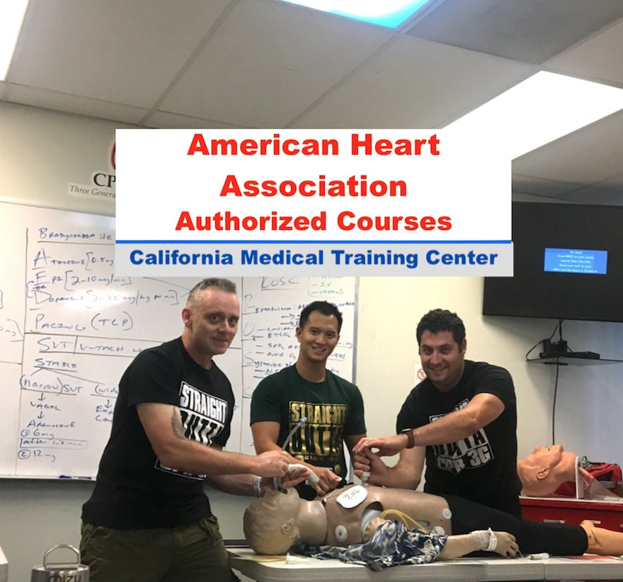 American Heart Association. BLS, ACLS, PALS, NRP, EKG
