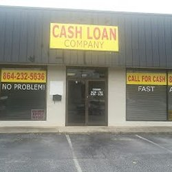 Cash Loan Co in Greenville , SC