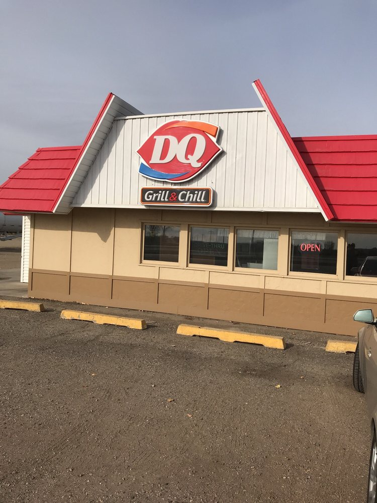 Dairy Queen: 336 4th Ave SE, Lakota, ND