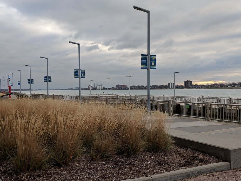 Infinity And Ovation - Port Detroit Dock