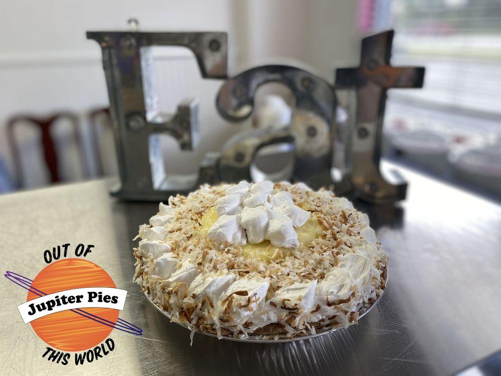 Jupiter Pies: 9261 Hwy 707, Myrtle Beach, SC