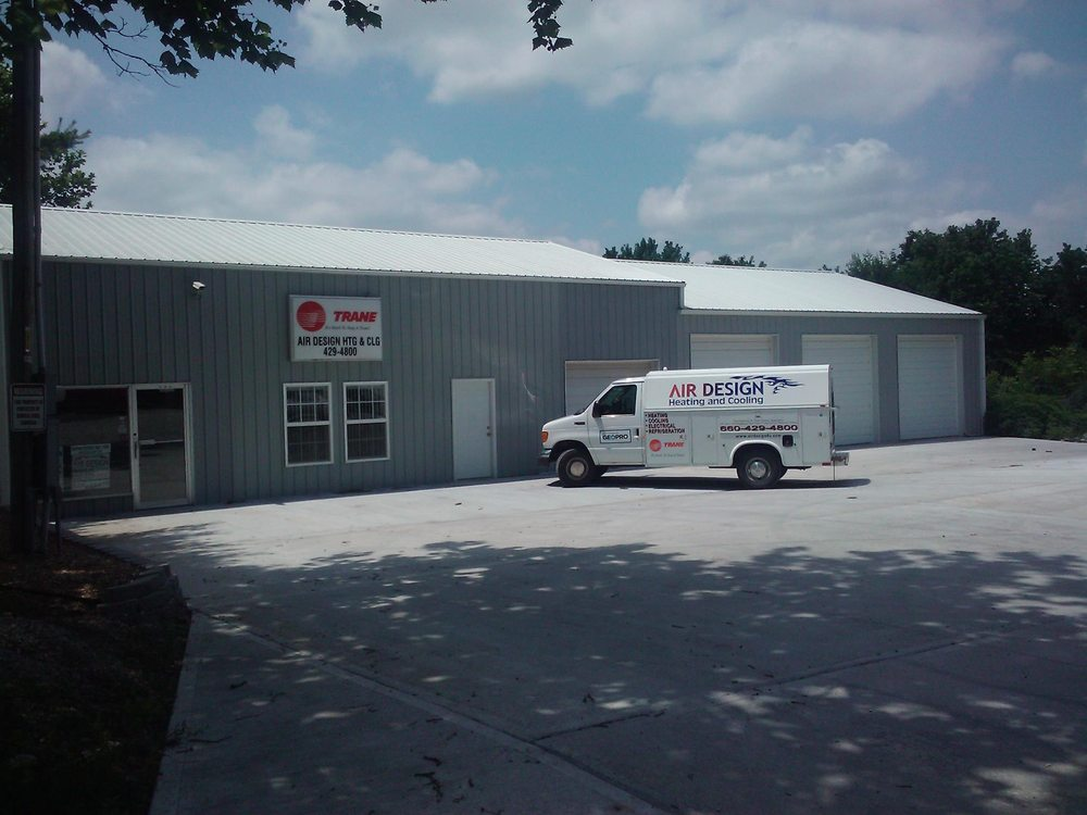 Air Design Heating & Cooling: 244 SW State Rte 13, Warrensburg, MO