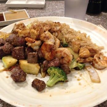 Hibachi Restaurant In South Brunswick