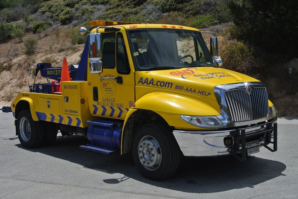 Monterey Garage Towing & Storage: 100 Calle Del Oaks, Del Rey Oaks, CA