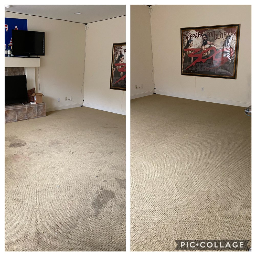 Family Man Carpet Cleaning