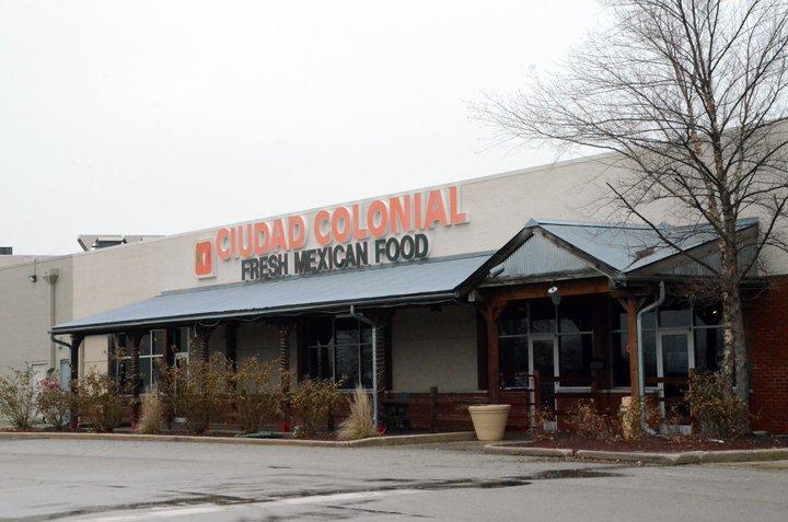 Ciudad Colonial: 3501 N Granville Ave, Muncie, IN