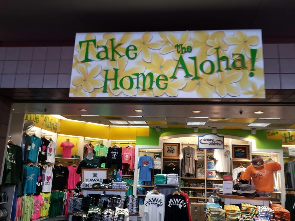 Take Home the Aloha!