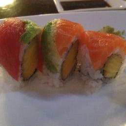Sakana Japanese Restaurant - Nanuet, NY, United States. Mango Roll