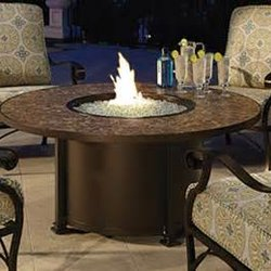 casual living patio fireside closed outdoor furniture stores