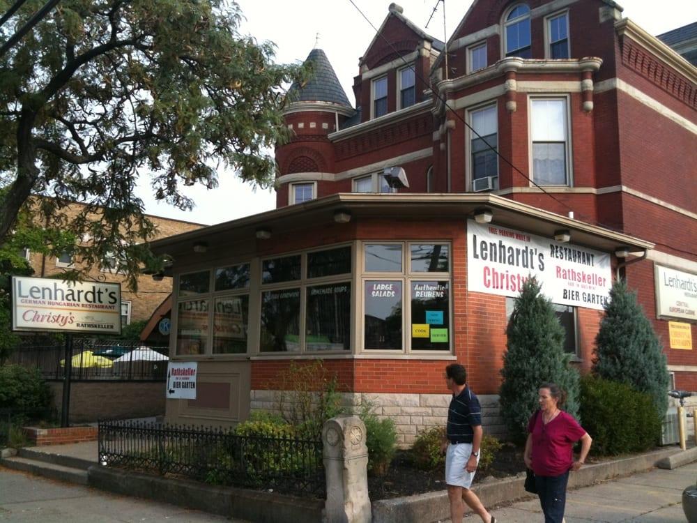 Lenhardt S Cincinnati Restaurant