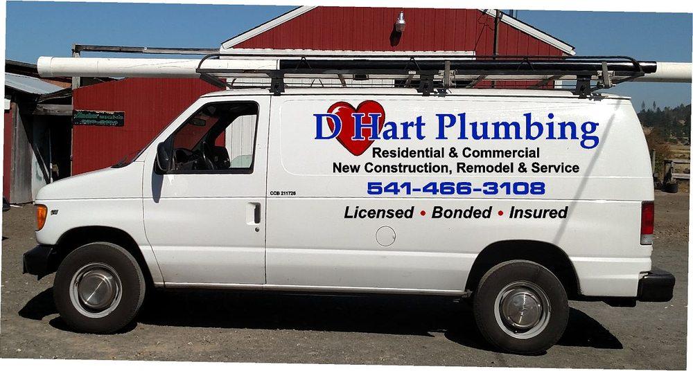 D Hart Plumbing: Brownsville, OR