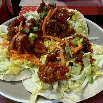 Photo of Seoul Food   Silver Spring  MD  United States  Firecracker chicken  tacoSeoul Food   378 Photos   339 Reviews   Korean   2514 University  . Seoul Food Wheaton Md Menu. Home Design Ideas