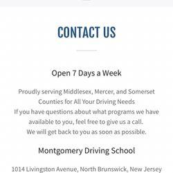 Montgomery Driving School Driving Schools 1014 Livingston Ave