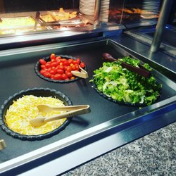 Great Photo Of Patio Steakhouse   Cannelton, IN, United States. Salad Bar