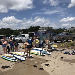 Photo Of Croatan Beach Virginia Va United States Surfing School