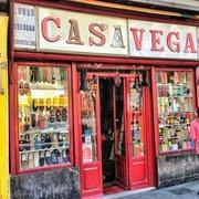 Casa vega alpargateria knitting supplies calle de toledo 57 tirso de molina madrid spain - Casa vega madrid ...