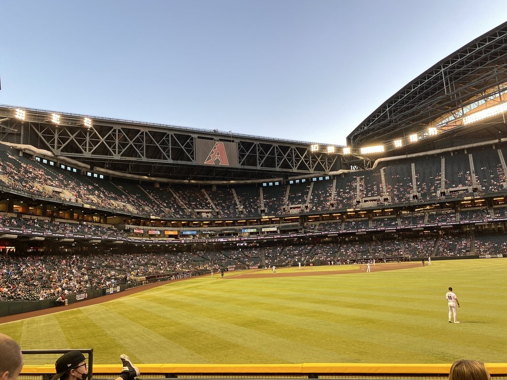 Social Spots from Chase Field