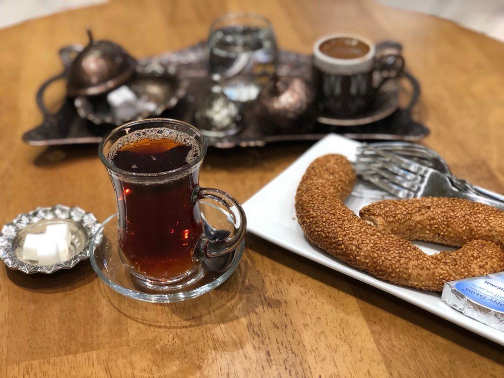 Turkish Coffee Lady