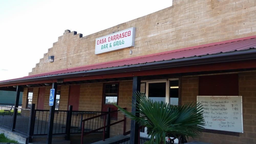 Casa Carrasco Bar & Grill: 3906 N Travis Ave, Cameron, TX