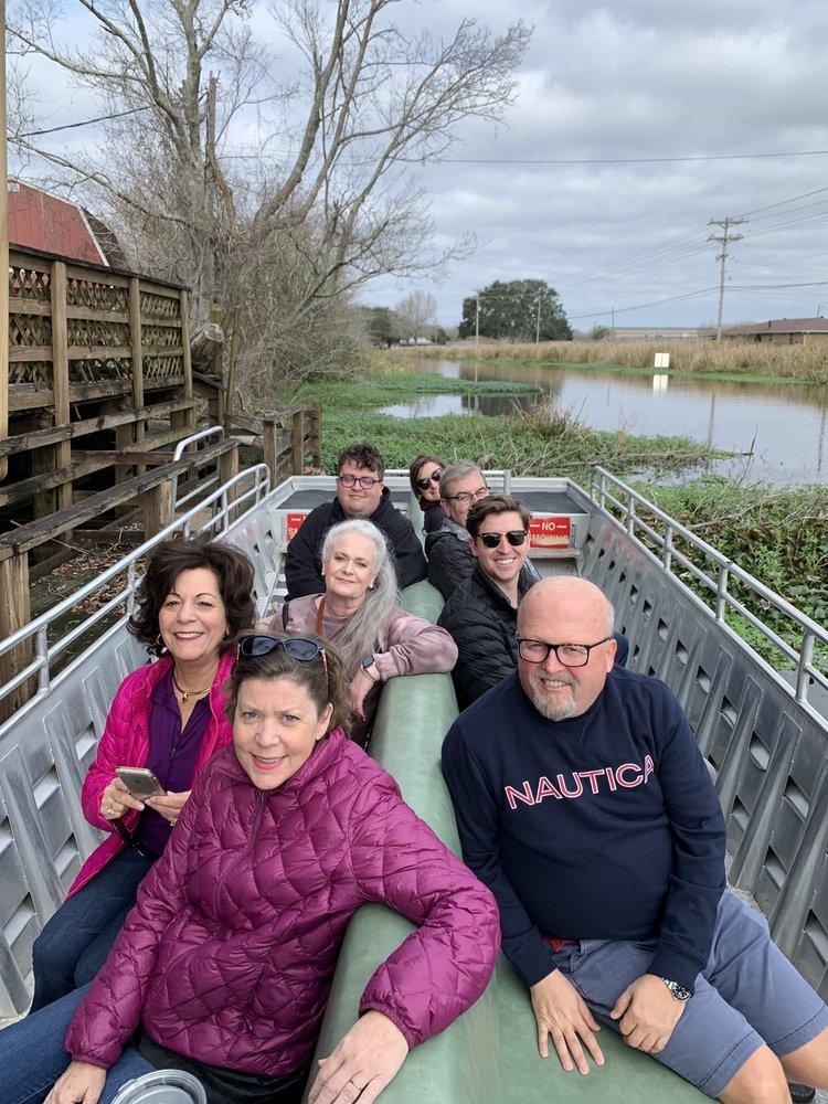 Annie Miller's Son's Swamp & Marsh Tours: 4038 Bayou Black Dr, Houma, LA