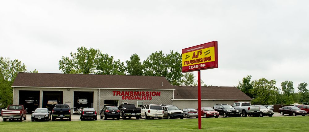 AJ's Transmissions