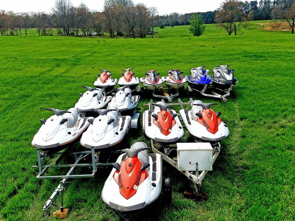 Pontoon & Jet Ski Rental: 208 Ledford Farm Rd, Fair Play, SC