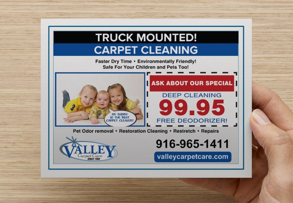 Valley Carpet Care: 5713 Sperry Dr, Citrus Heights, CA