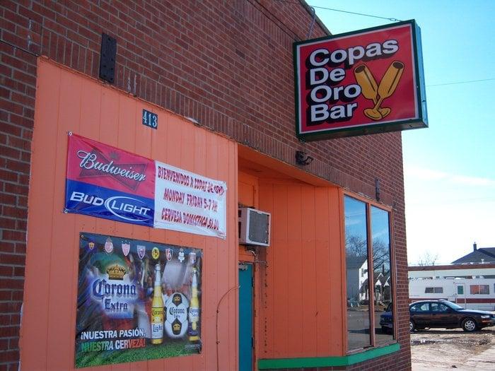 El Gitarron Bar: 413 W 4th St, Grand Island, NE