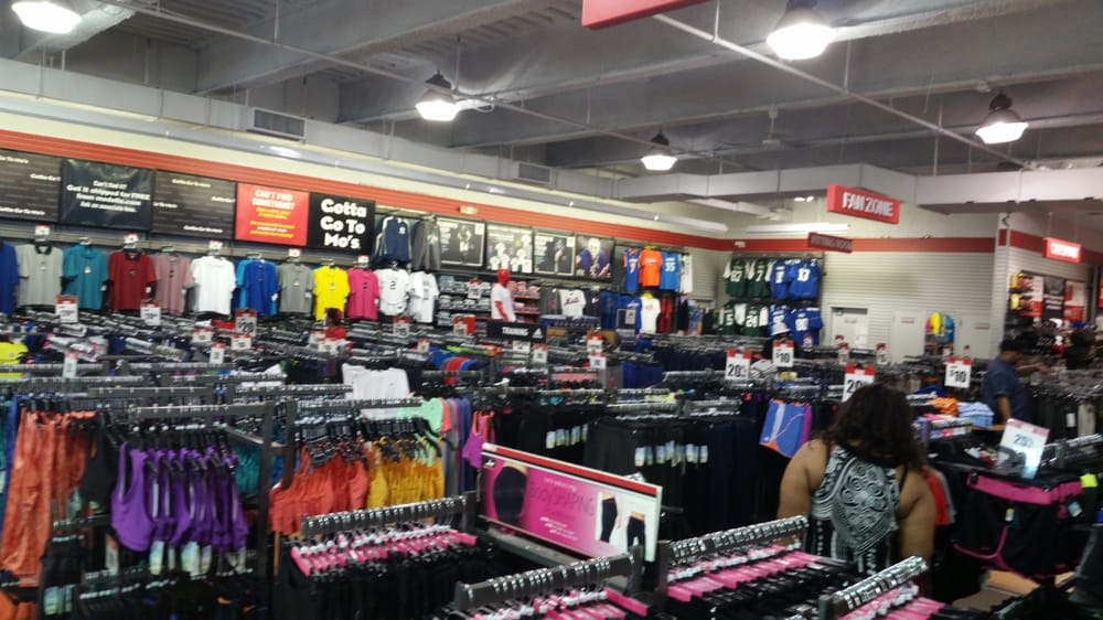Modell's Sporting Goods: 19 Lecount Pl, New Rochelle, NY