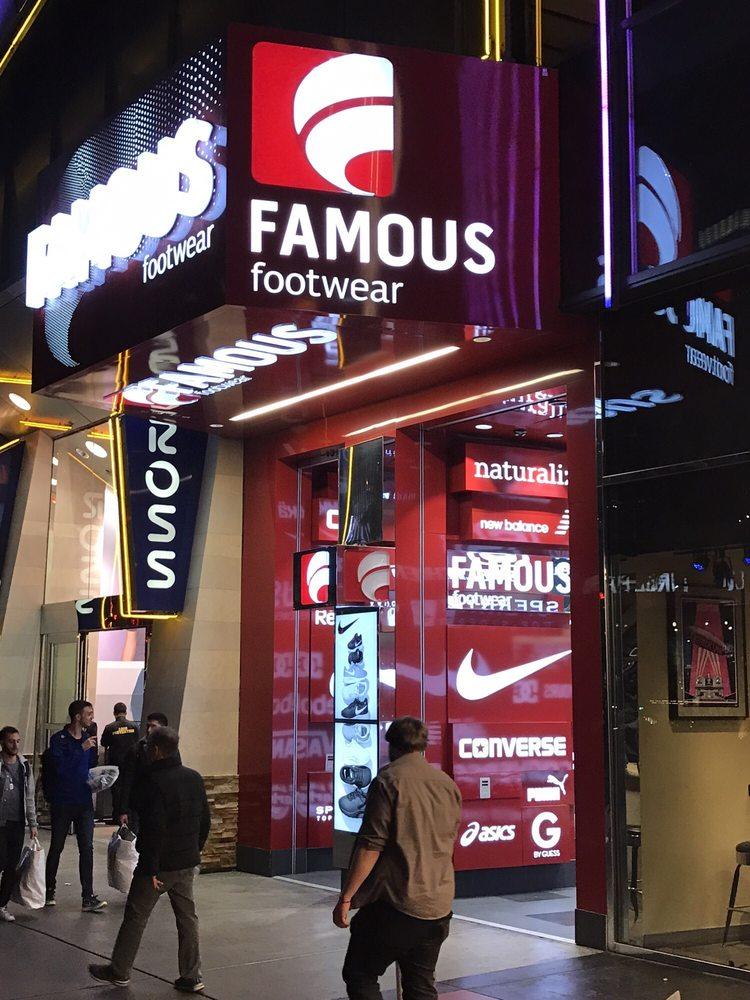 Famous Footwear Remodel Yelp