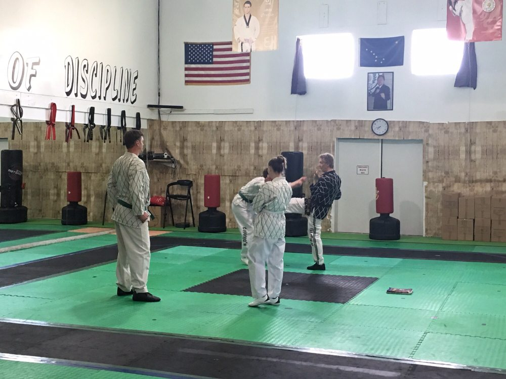 Chung's Tae Kwon Do Institute