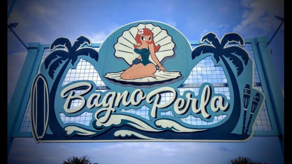 Bagno perla beaches via torino rosolina mare rovigo italy