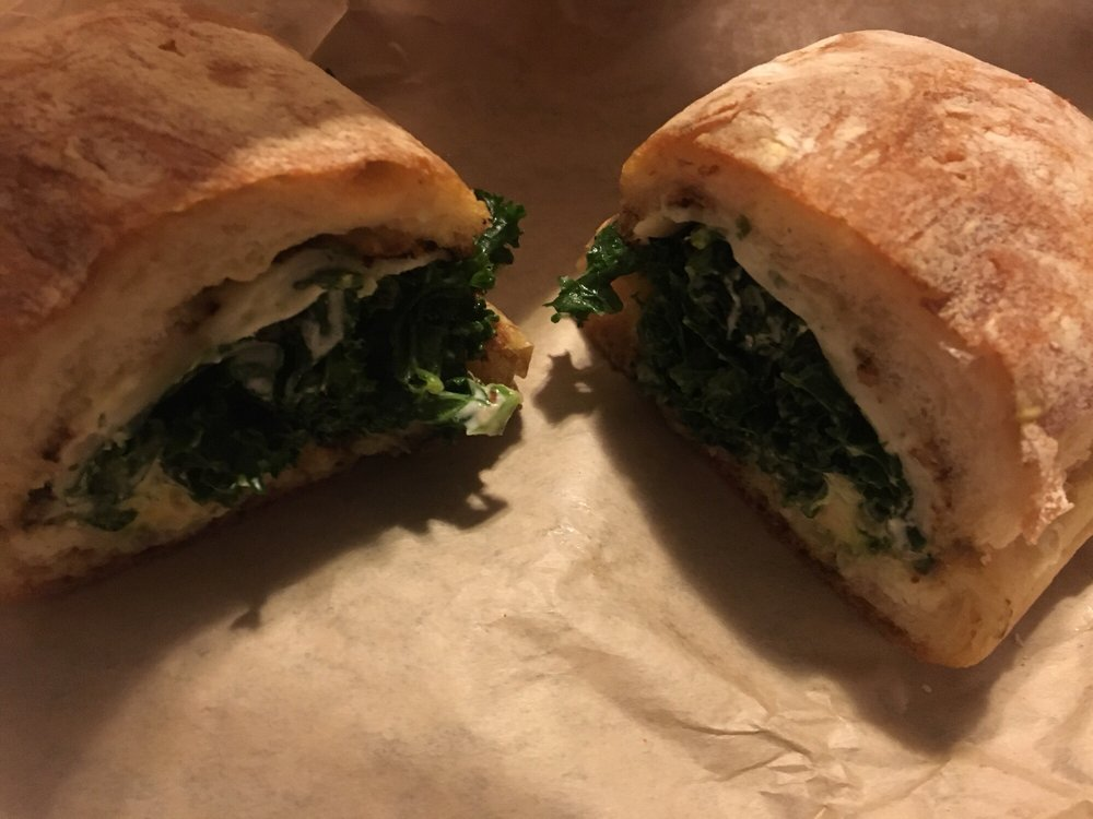 Food from Devil's Dill Sandwich Shop