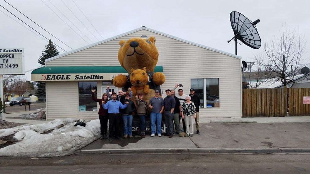 Eagle Satellite: 2347 South Ave W, Missoula, MT