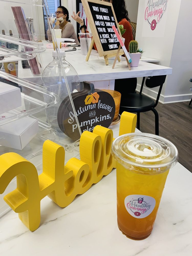 Healthy Cravings: 1 E Clinton Ave, Bergenfield, NJ
