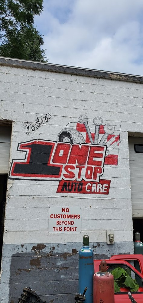 Fosters One Stop Auto Care: 411 Gauley River Rd, Gauley Bridge, WV